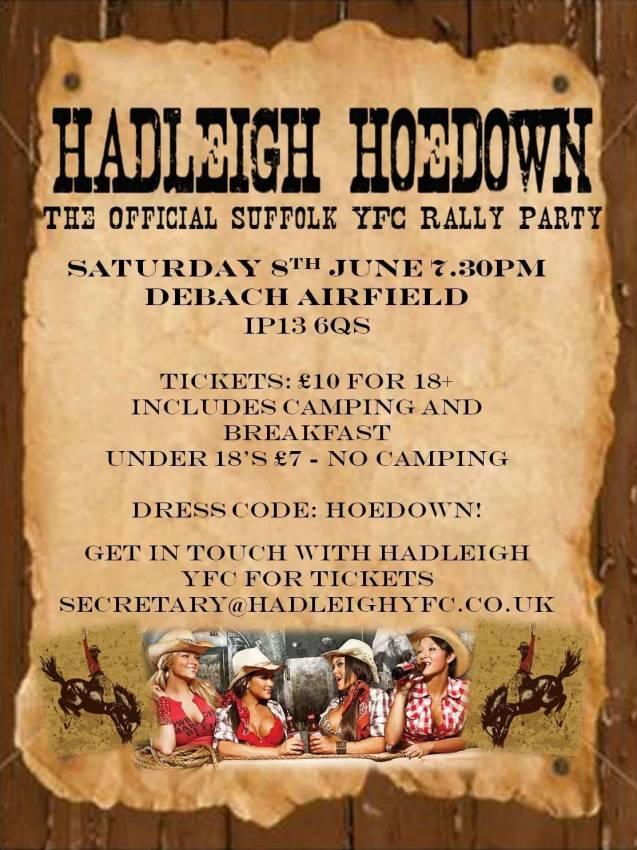 Hadleigh Hoedown